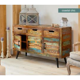 Pamplona Upcycled Large Sideboard
